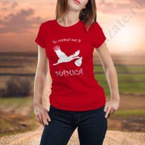 Tricou personalizat Voi fi Mamica, tricouri personalizate mamici, idei cadouri personalizate