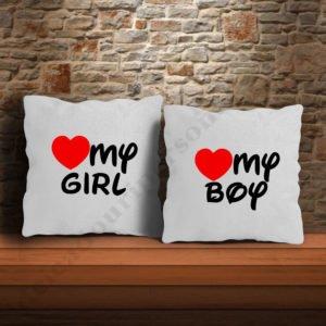 perne pentru el si ea, perne personalizate cupluri, idei cadouri personalizate