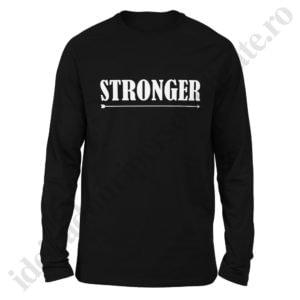 Bluza barbati Stronger, Bluza dama Together, bluze, bluze cupluri, bluze barbati, bluze dama, idei cadouri personalizate