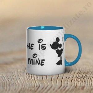 Cana Minnie, cani cupluri, cani personalizate pentru cupluri, idei cadouri personalizate