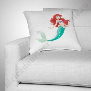 Perna Elsa Frozen, Perne personalizate pentru copii, perne copii, idei cadouri personalizate