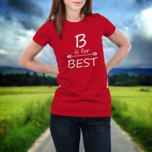 Tricou For Best, tricouri BFF, idei cadouri personalizate