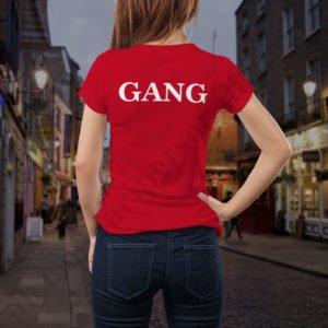 Tricou Gang, tricouri BFF, idei cadouri personalizate