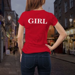 Tricou Girl, tricouri BFF, idei cadouri personalizate