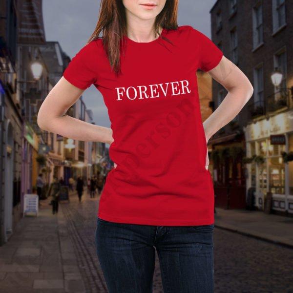 Tricou Friends Forever, tricouri BFF, idei cadouri personalizate