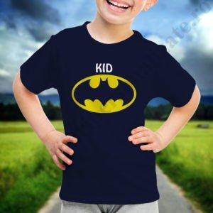 Tricou Fetita cu Batman, tricouri familie, idei cadouri personalizate