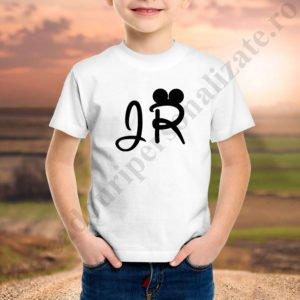 Tricou baietel Jr, tricouri familie, idei cadouri personalizate