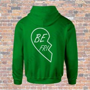 Hanorac Fri, haorace BFF, idei cadouri personalizate